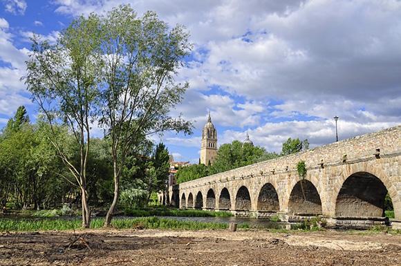 Compra unos billetes de tren y viaja a Salamanca, una de las Ciudades Patrimonio de la Humanidad