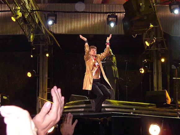 Billetes de tren extra para viajar al concierto de los Rolling Stones en Barcelona