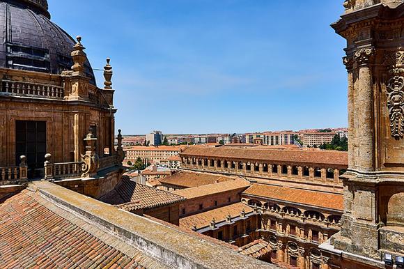 En noviembre 2017 viaja en trenes baratos a Salamanca