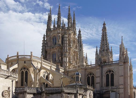 Billetes de tren baratos a Burgos este otoño 2017
