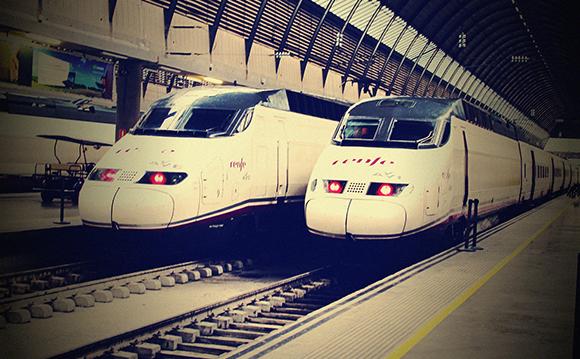 Finalizan las obras de la estación de trenes AVE de Palencia
