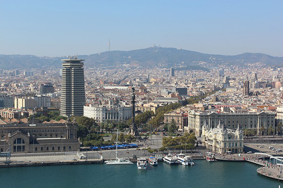 Viaja a Barcelona en trenes AVE al mejor precio en junio 2018