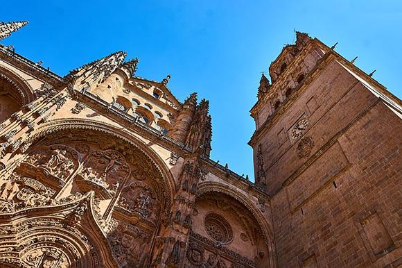 Diversos trenes promocionan la ciudad de Salamanca en verano 2018