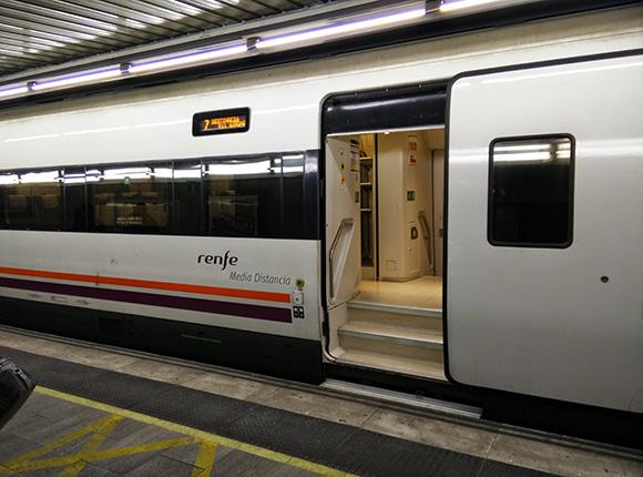 Mejoras en la estación de tren de Portbou 2018