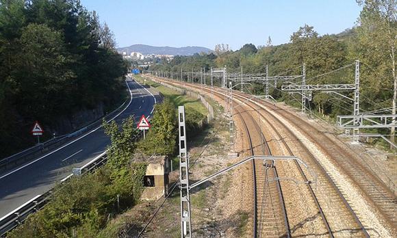 Obras de mejora 2018 en la línea de trenes Torrelavega Santander