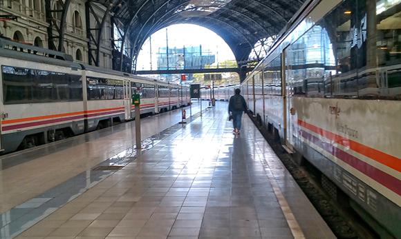 Plazas agotadas en los trenes Madrid Galicia agosto 2018