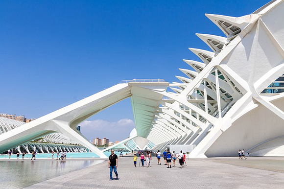 Trenes AVE baratos a Valencia en septiembre 2018