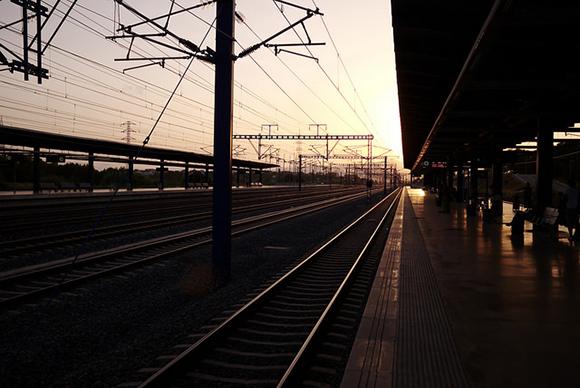 Mejoras en la vía de tren Santander Palencia octubre 2018