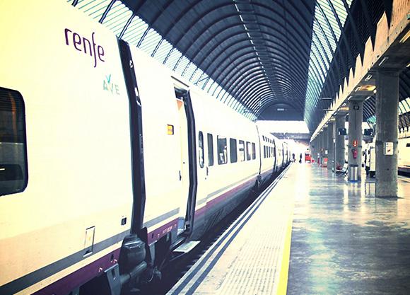 Trenes AVE baratos a Córdoba para FLORA 2018