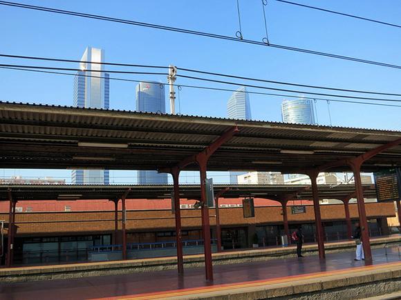 Crecen los viajeros de los trenes Madrid Murcia octubre 2018