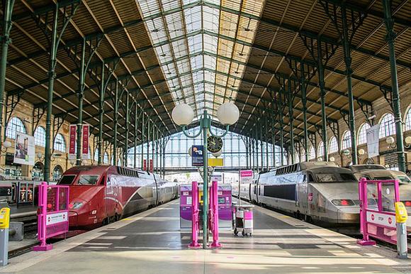 Proyectos de trenes AVE fuera de España hasta 2018