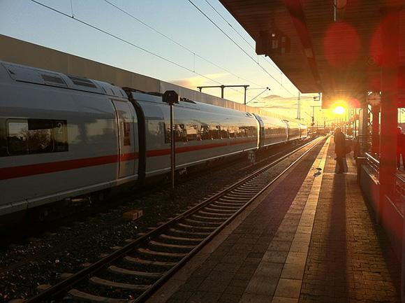 Ajuste horario del tren Sevilla Málaga diciembre 2018