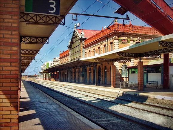 Modificación horaria de trenes en Almería noviembre 2018