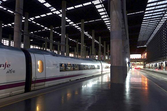 Los trenes AVE fomentan los viajes cortos en 2018