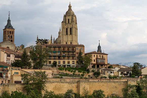 130 años del tren Madrid Segovia en 2018