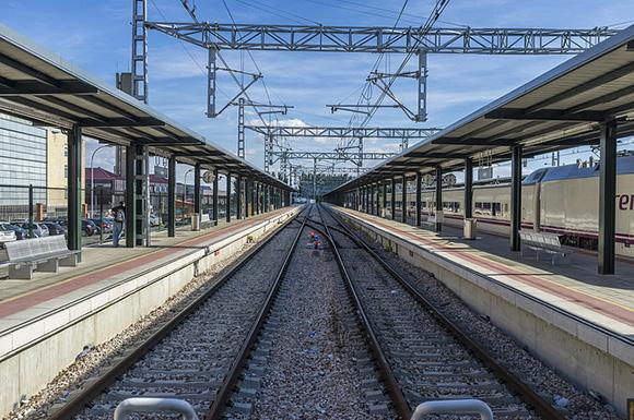 Cambia el horario de los trenes Madrid Algeciras diciembre 2018