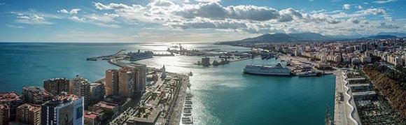 ¿Málaga mejor destino de Europa 2019? Viaja en AVE a conocerla