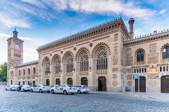 La estación de AVE de Toledo cumple un siglo en 2019