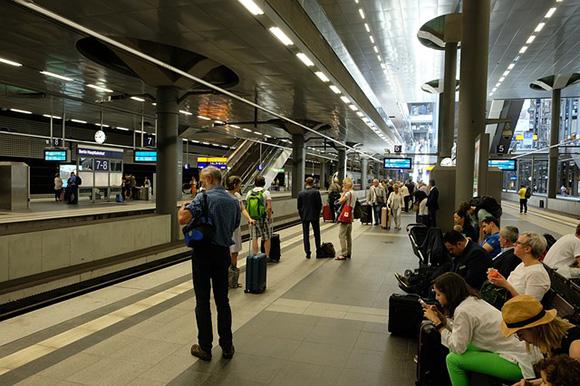 Las estaciones de trenes andaluzas más concurridas en 2018