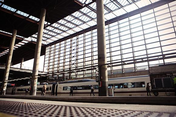 Más usuarios de trenes AVE el primer trimestre del año 2019