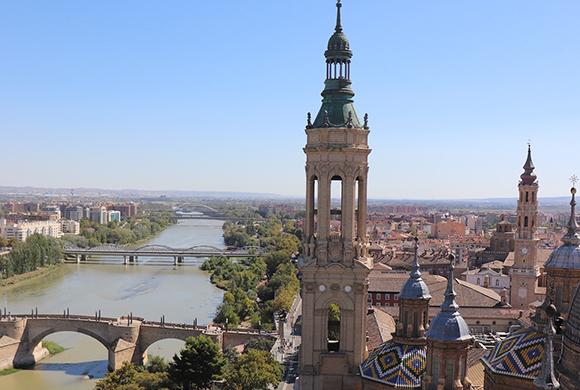 Descubre Zaragoza viajando en trenes AVE en junio 2019