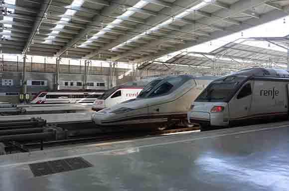 Billetes de trenes AVE baratos a León en julio 2019