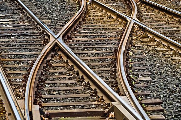 Renovación de la línea de trenes Ciudad Real Badajoz julio 2019