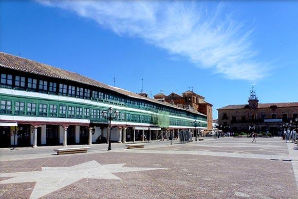 Billetes de trenes baratos para conocer Almagro en agosto 2019