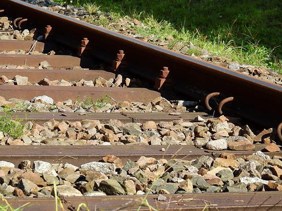 Avanzan las obras en la línea de trenes Plasencia Badajoz julio 2019