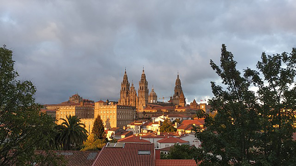 Trenes baratos a Santiago de Compostela en julio o agosto 2019