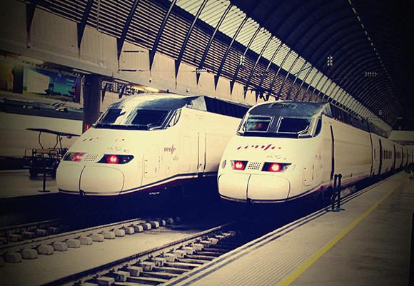 Mejoras en las líneas AVE Madrid Francia y Madrid Valladolid 2019