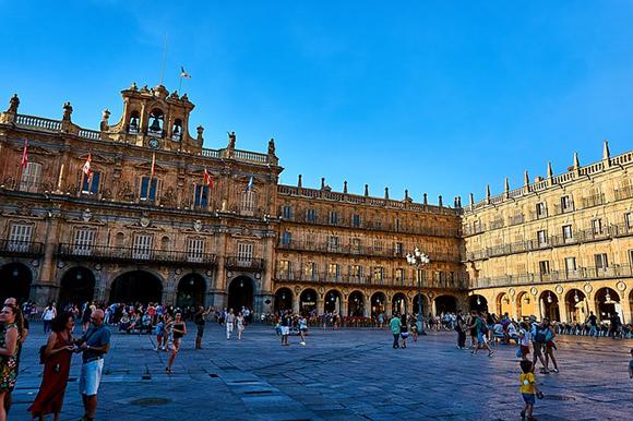 A Salamanca en trenes baratos este septiembre 2019
