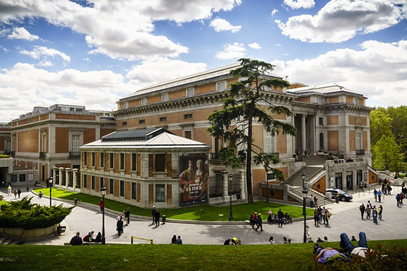 Visita el Museo del Prado este 2019 en trenes AVE