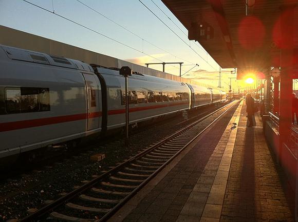 La variante de la línea Alicante Murcia en 2019