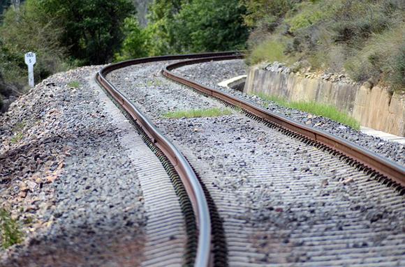 Trabajos de mejora en la línea de trenes Zafra Huelva 2019