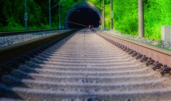 Reparación de puentes en la línea de trenes Monforte Ourense 2019