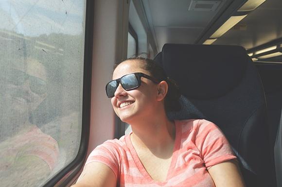 Viajar en trenes es una alternativa cómoda y sostenible en 2019