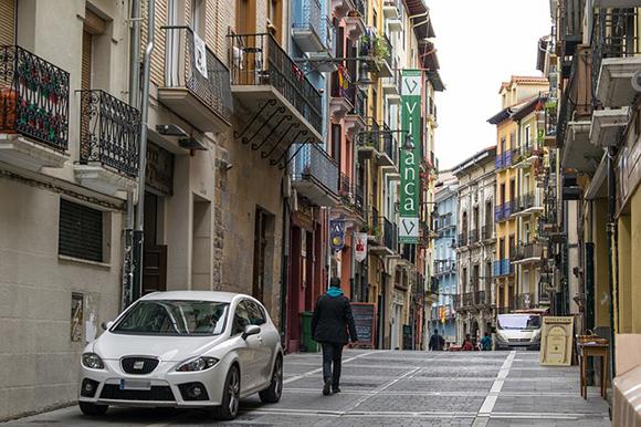 Trenes baratos para viajar a Pamplona en octubre 2019
