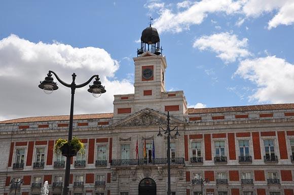 Nochevieja 2019 en la Puerta del Sol con trenes AVE