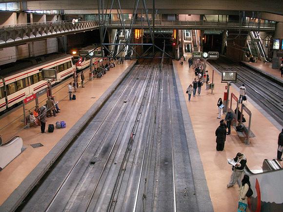 Los viajeros de trenes AVE crecieron en noviembre de 2019