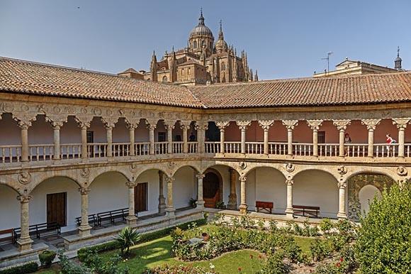 Trenes baratos para viajar a Salamanca en marzo 2020